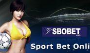 ลุ้นระทึกกับกีฬาใน sbobet